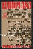 Europeana: A Brief History of the Twentieth Century (Eastern European Literature)