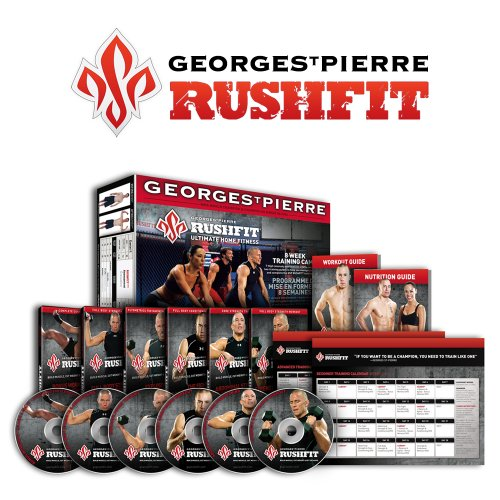 Georges St-Pierre RUSHFIT 8 Week Ultimate Home Training Program