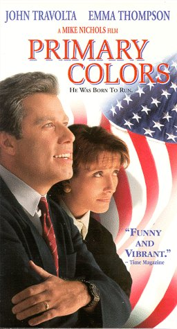 Primary Colors [VHS]