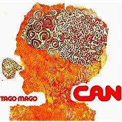 La pochette de l'album Tago Mago