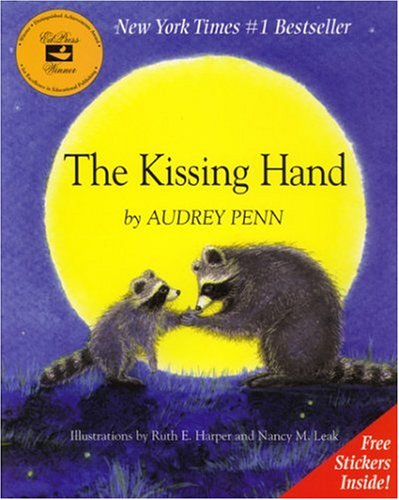 kids Fun With Books: The Kissing Hand
