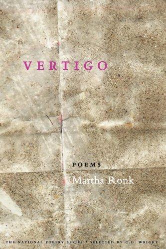 Vertigo (National Poetry Series Books)