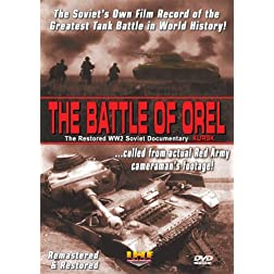 The Battle of Orel (Kursk) Restored WW2 Soviet Documentary DVD