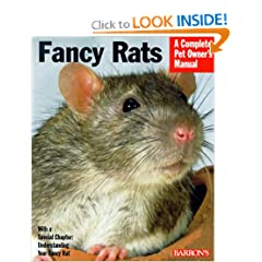 Fancy Rats (Complete Pet Owner's Manual)