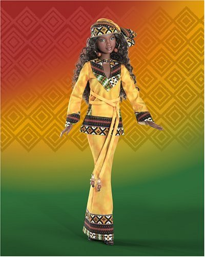 Barbie Collector Kwanzaa Barbie Doll Festivals Of The World - Buy Barbie Collector Kwanzaa Barbie Doll Festivals Of The World - Purchase Barbie Collector Kwanzaa Barbie Doll Festivals Of The World (Mattel, Toys & Games,Categories,Dolls,Fashion Dolls)