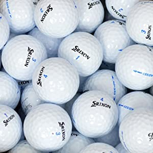 Second Chance Srixon AD 333 12 Premium Lake Balls in Box Grade A