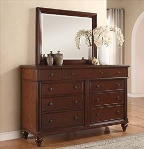 Cheshire 9 Drawer Dresser