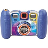 VTech - Kidizoom Twist Plus - Bleu - Appareil Photo Numérique pour Enfant (Import Royaume-Uni)