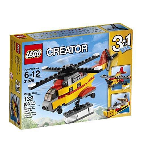 LEGO Creator Cargo Heliplane Model Kit
