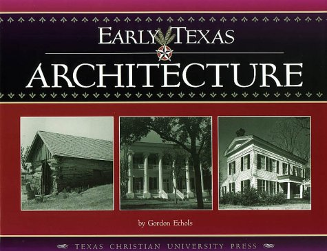 Early Texas Architecture PDF