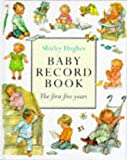 Baby Records Book (Stationery) (0091761751) by Hughes, Shirley
