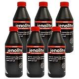 6 x JENOLITE Liquid Rust Remover Treatment 500ml