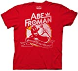 Old Glory Mens Ferris Bueller's Day Off - Abe Froman T-Shirt