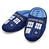 Doctor Who Chaussons