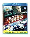 Need For Speed 3D (DVD + BD) [Blu-ray]