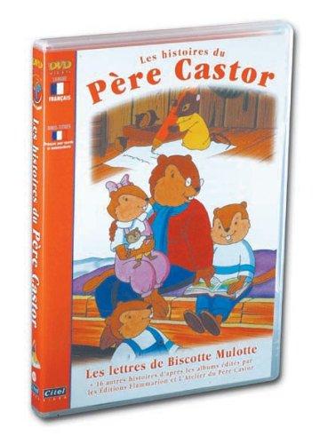 Les Histoires du Père Castor : Les Lettres de Biscotte Mulotte
