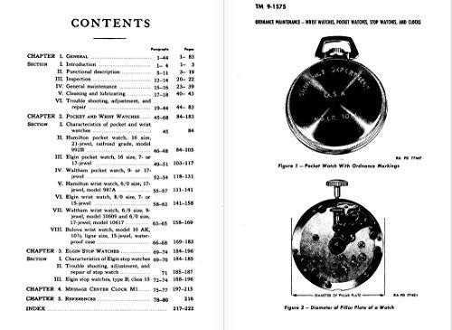 hamilton-elgin-waltham-bulova-world-war-ii-clock-stop-watch-repair-manual-english-edition