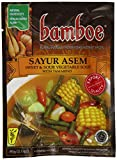 Bamboe Sayur Asem Vegetable Soup, Sour Tamarind, 2.1-Ounce (Pack of 12)