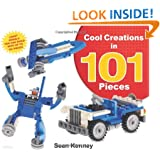 Cool Creations in 101 Pieces (Christy Ottaviano Books)
