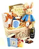 Beatrix Potter Peter Rabbit Gift Basket New Baby Gifts and Hampers - SGS-196