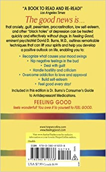 feeling good the new mood therapy pdf free