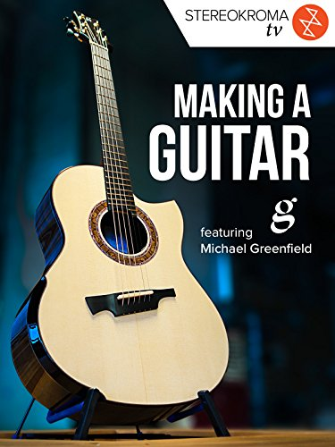 Making an Acoustic Guitar by Hand
