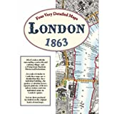 London Street Maps 1863 (Stanfords Library Maps)by Edward Stanford
