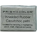 PRISMACOLOR DESIGN Eraser, 1224 Kneaded Rubber Eraser Large, Grey (70531)