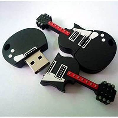 Smiledrive 16 GB 3.0 USB FANCY DESIGNER GUITAR SHAPED PENDRIVE