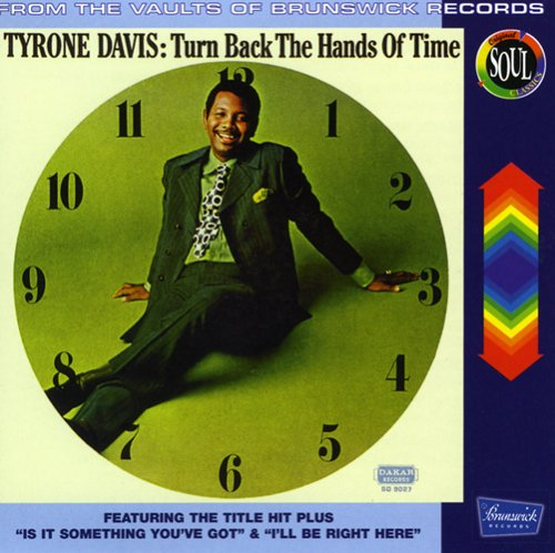 Turn Back The Hands Of Time + 3