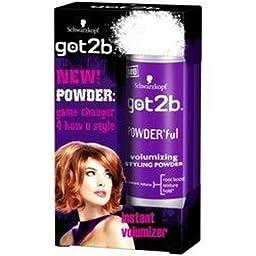 Got2b Powder\'ful Volumizing Styling Powder, 0.35 Ounce