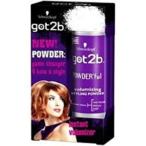 Got2b Powder'ful Volumizing Styling Powder, 0.35 Ounce
