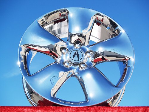 Acura RDX: Set of 4 genuine factory 18inch chrome