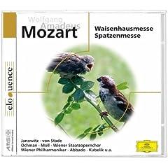 """Mozart: Missa (solemnis) in C minor, K.139 """"Waisenhausmesse"""" / 4. Sanctus - Benedictus"""