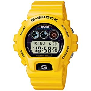 Casio G-Shock Herren-Armbanduhr Funk-Solar-Kollektion Digital Quarz GW-6900A-9ER