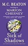Sick of Shadows (0312329660) by Chesney, Marion