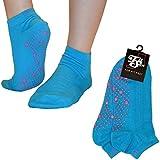 Pilates, Yoga, Arts Martiaux, Gym, Danse, Barre. Anti-glissement / anti-dérapant, la prévention des chutes. Grip Socks