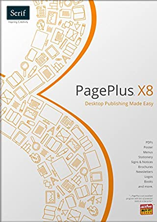 US Serif Software PagePlus X8