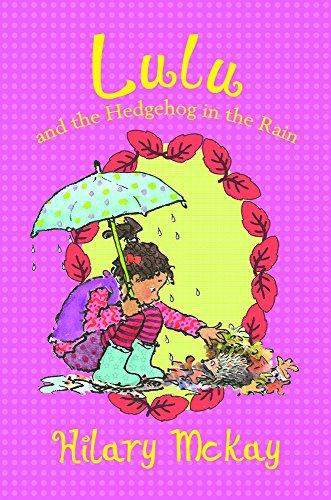 Lulu and the Hedgehog in the Rain PDF