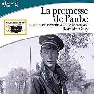 La promesse de l'aube | Livre audio Auteur(s) : Romain Gary Narrateur(s) : Hervé Pierre