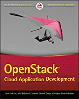 Openstack Cloud Application Development Front Cover