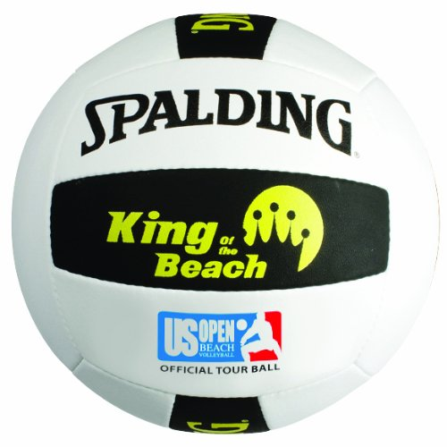 Spalding 72-083 Official Volleyball of King of the Beach and USA Beach Tour
