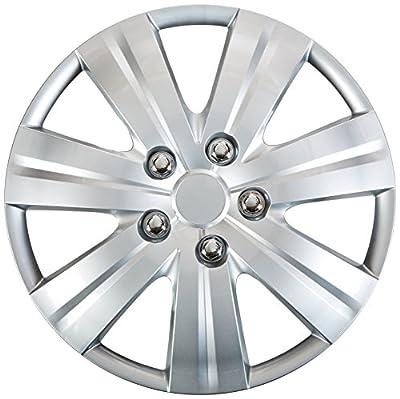"Pilot Automotive 7 Spoke 14"" Wheel Cover"