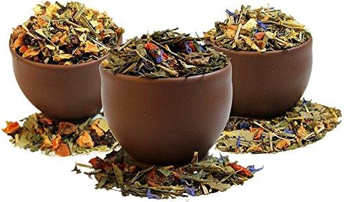 Capital Teas Wellness Blends Sampler Tea