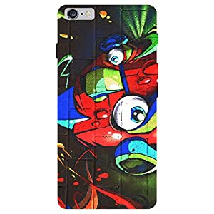 Zeerow 587Q Mobile Back Cover for I Phone 4s