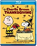 A Charlie Brown Thanksgiving (Blu-Ray)