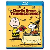 A Charlie Brown Thanksgiving [Blu-ray] ~ Various