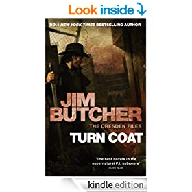 Turn Coat (The Dresden Files Book 11)