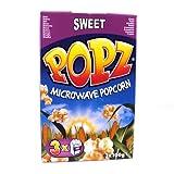 Popz Microwave Sweet Popcorn 300g