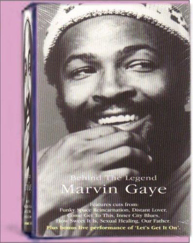 Marvin Gaye: Behind the Legend [VHS]